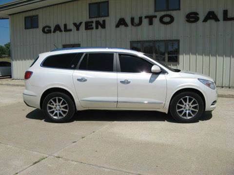 2013 Buick Enclave for sale in Atkinson, NE