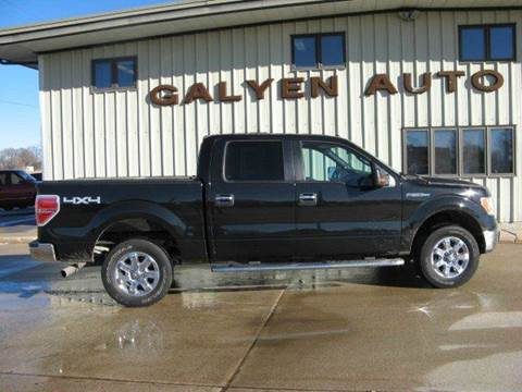 2013 Ford F-150 for sale in Atkinson, NE
