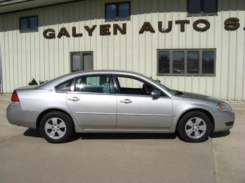 2007 Chevrolet Impala for sale in Atkinson, NE