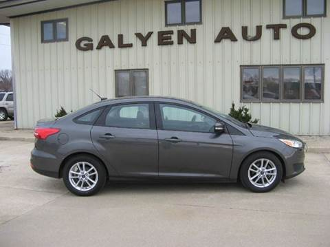 2015 Ford Focus for sale in Atkinson, NE