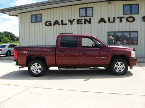 2009 Chevrolet Silverado 1500 for sale in Atkinson, NE