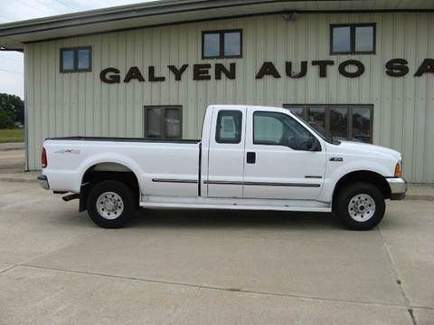 1999 Ford F-350 Super Duty for sale in Atkinson, NE