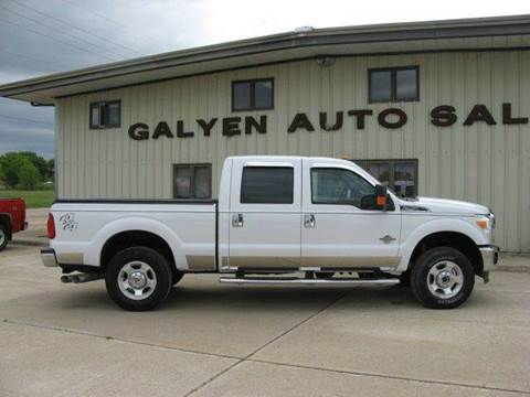2012 Ford F-250 Super Duty for sale in Atkinson, NE