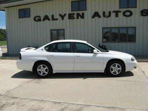 2004 Chevrolet Impala for sale in Atkinson, NE
