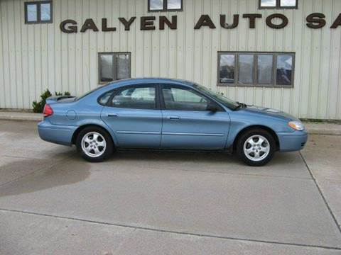 2005 Ford Taurus for sale in Atkinson, NE