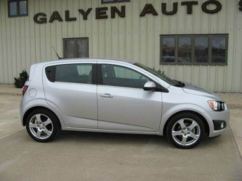 2014 Chevrolet Sonic for sale in Atkinson, NE