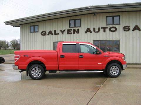 2011 Ford F-150 for sale in Atkinson, NE