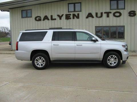 2015 Chevrolet Suburban for sale in Atkinson, NE