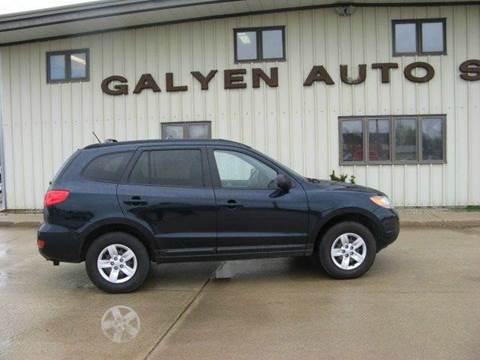 2009 Hyundai Santa Fe for sale in Atkinson, NE