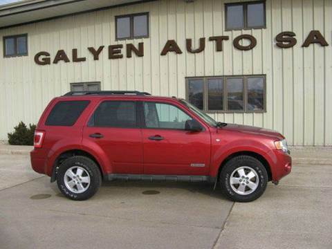 2008 Ford Escape for sale in Atkinson, NE