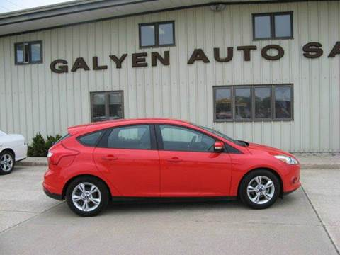 2013 Ford Focus for sale in Atkinson, NE