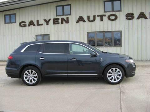 2014 Lincoln MKT for sale in Atkinson, NE