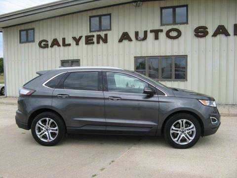 2015 Ford Edge for sale in Atkinson, NE