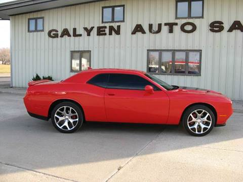 2015 Dodge Challenger for sale in Atkinson, NE