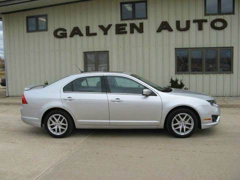 2012 Ford Fusion for sale in Atkinson, NE