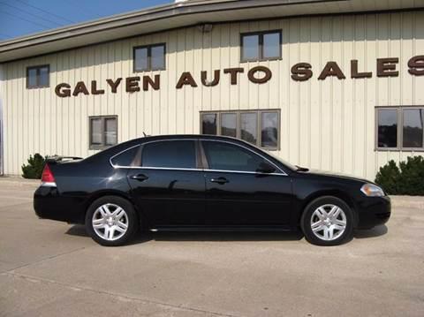 2012 Chevrolet Impala for sale in Atkinson, NE