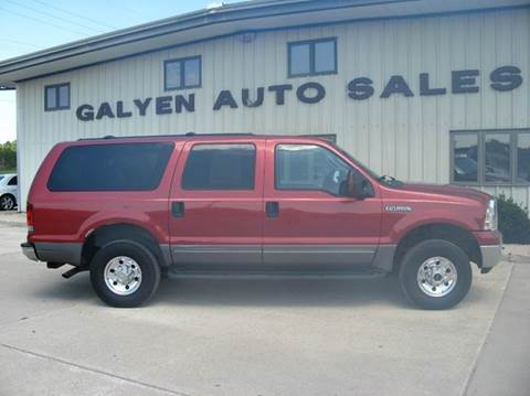 2005 Ford Excursion for sale in Atkinson, NE