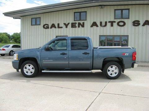 2011 Chevrolet Silverado 1500 for sale in Atkinson, NE