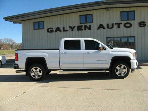 2015 GMC Sierra 2500HD for sale in Atkinson, NE