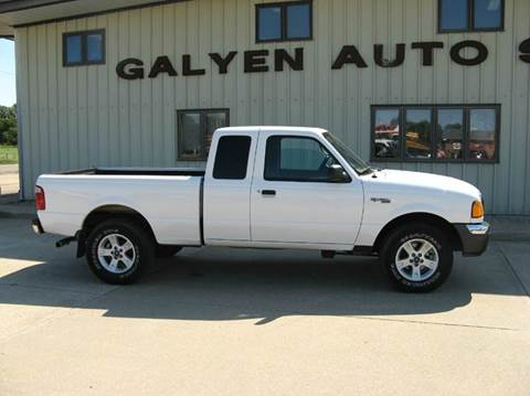 2005 Ford Ranger for sale in Atkinson, NE