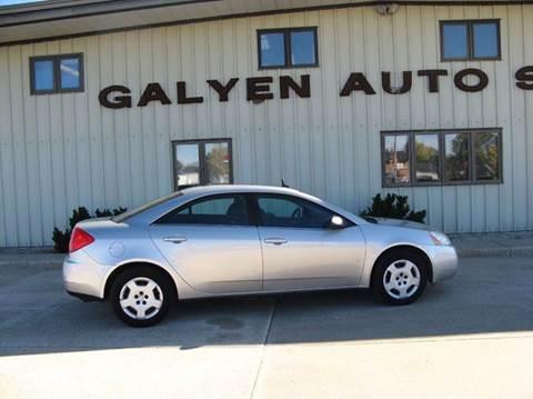 2008 Pontiac G6 for sale in Atkinson, NE