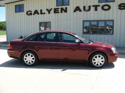 2007 Ford Five Hundred for sale in Atkinson, NE