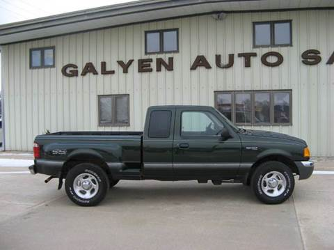2001 Ford Ranger for sale in Atkinson, NE