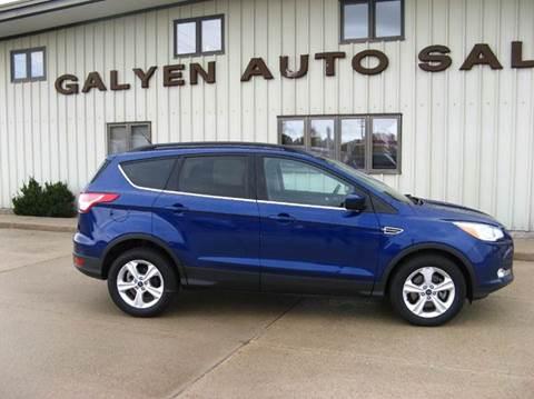 2014 Ford Escape for sale in Atkinson, NE