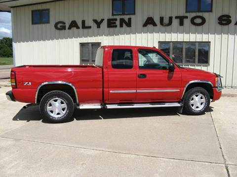 2004 GMC Sierra 1500 for sale in Atkinson, NE
