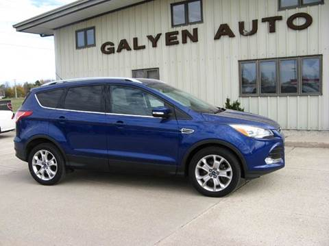 2014 Ford Escape for sale in Atkinson, NE