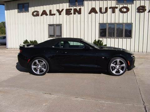 2017 Chevrolet Camaro for sale in Atkinson, NE