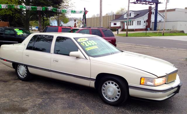 Used 1996 Cadillac Deville In Akron Oh At Right Priced
