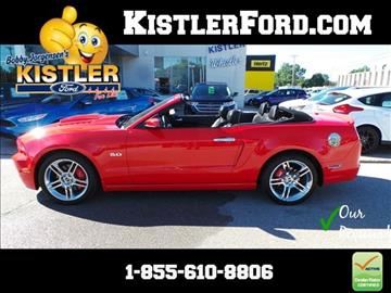 2013 Ford Mustang For Sale Ohio Carsforsale Com