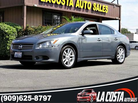 2011 Nissan Maxima for sale in Montclair CA