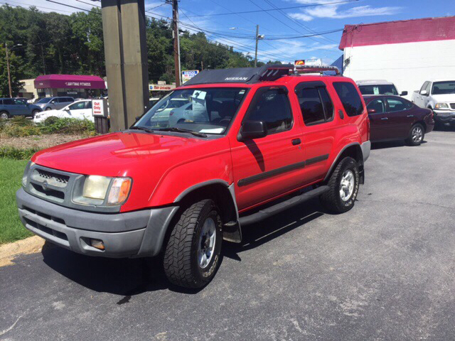 2000 nissan xterra xe v6 4dr 4wd suv in asheville nc. Black Bedroom Furniture Sets. Home Design Ideas