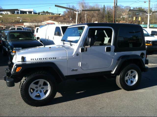 2004 jeep wrangler rubicon in asheville nc roberts auto sales. Black Bedroom Furniture Sets. Home Design Ideas