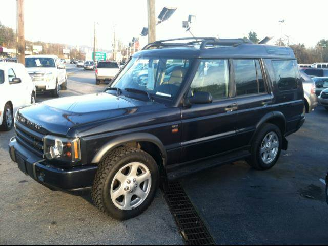 2004 land rover discovery se7 in asheville nc roberts auto sales. Black Bedroom Furniture Sets. Home Design Ideas
