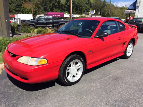 1996 Ford Mustang for sale in Asheville, NC