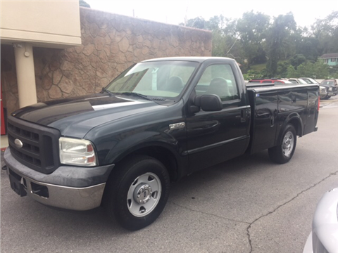 2005 Ford F-250 Super Duty for sale in Asheville, NC