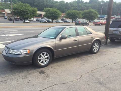 1999 Cadillac Seville for sale in Asheville, NC