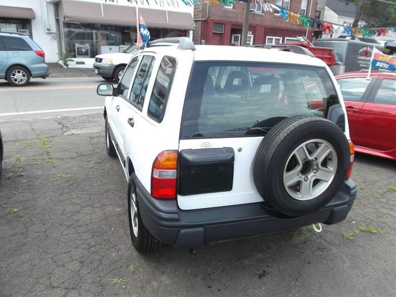 2004 Chevrolet Tracker Base 4WD 4dr SUV - Hawthorne NJ