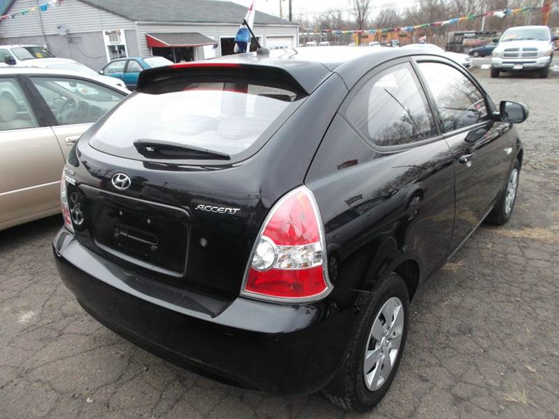 2010 Hyundai Accent Blue 2dr Hatchback 5M - Hawthorne NJ