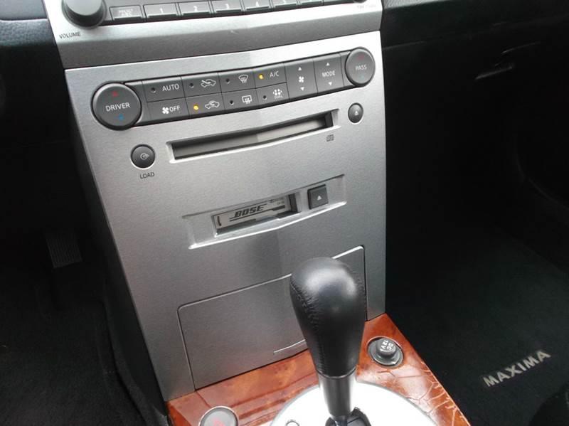 2006 Nissan Maxima 3.5 SL 4dr Sedan - Hawthorne NJ
