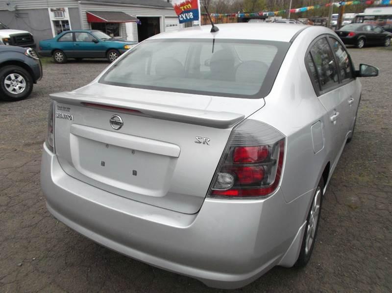 2011 Nissan Sentra 2.0 SR 4dr Sedan - Hawthorne NJ