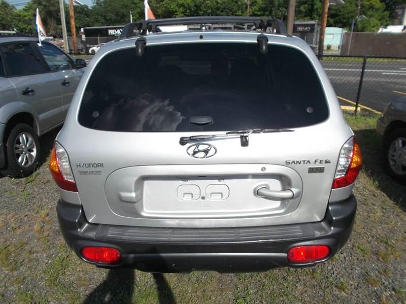 2004 Hyundai Santa Fe LX 4dr SUV - Hawthorne NJ