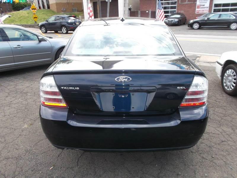 2008 Ford Taurus SEL 4dr Sedan - Hawthorne NJ