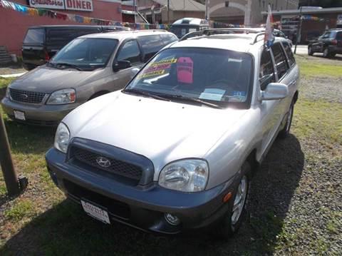 2004 Hyundai Santa Fe