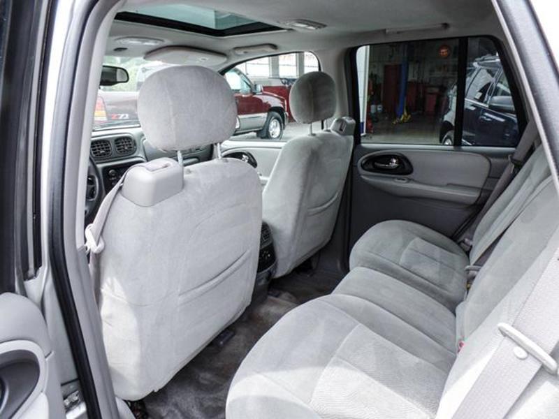 2005 Chevrolet TrailBlazer 4dr 4WD LS - Urbana OH
