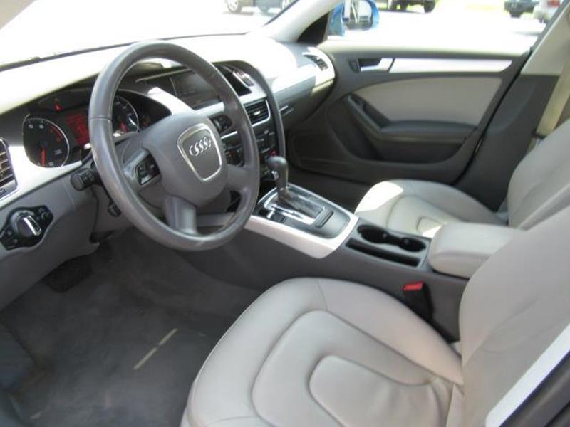 2009 Audi A4 AWD 2.0T quattro Premium Plus 4dr Sedan 6A - Urbana OH