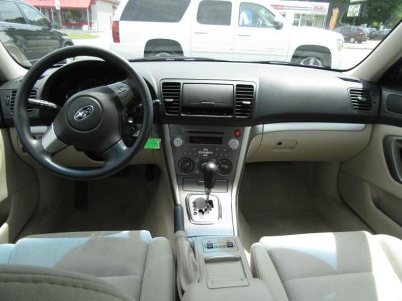 2008 Subaru Outback 4dr H4 Auto 2.5i - Urbana OH